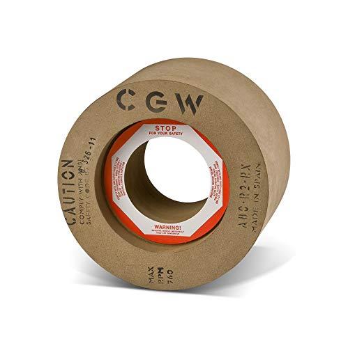 CGW 14 x 8 x 5 T7 (8 x 1-1/2,2) A80-R2-RX Feed Regulating Wheel (1 Wheel per Order)
