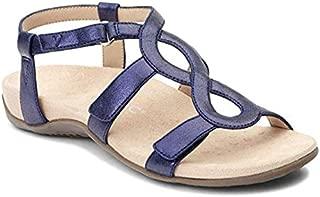 Best ladies blue leather sandals Reviews