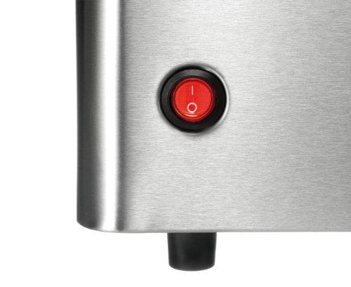 UNOLD Brotbackautomat Backmeister Top Edition, 615 W, 750-1200g Brotgewicht, Keramik-Beschichtung, 68415 - 8