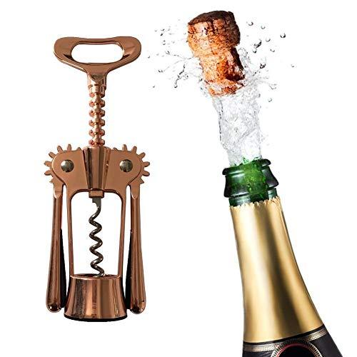 LINMAN Tire-Bouchon vin Tire-Bouchon Automatique Bouteille ouvre-Bouteille pour vins Rouges Coupeur de vin Rouge vin ouvre-Bouts JAR ouvre-Cuisine Accessoires de Cuisine Gadgets Gadgets Tire-Bouchon