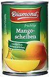 Diamond Mangofrüchte in Scheiben, leicht gezuckert, 425 g