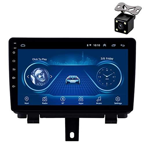 Autoradio Bluetooth Vivavoce Android 8.1 Navigazione Video Player Car Stereo Supporto Lettore Multimediale per Audi Q3 2013-2017 Supporto WiFi/BT Tethering Internet Mirror Link