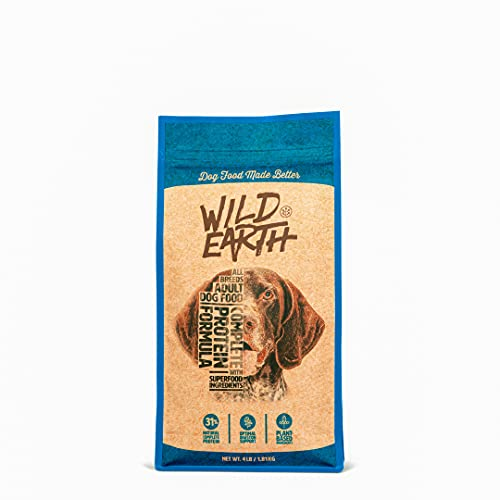 Wild Earth Healthy High-Protein Formula Dry Dog Food