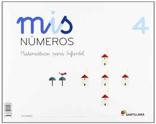 MIS NUMEROS 4 - 9788468015293