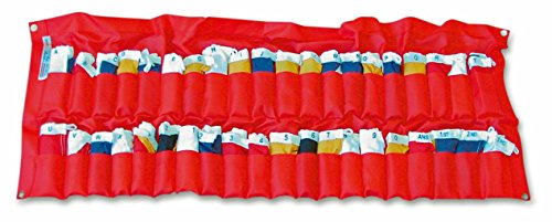 Navyline Osculati Internationaler Flaggensatz Gran Pavese mit 40 Signalflaggen