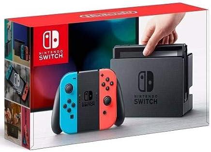 Nintendo Switch 32gb Colorido Original + Jogo Mario Rabbids