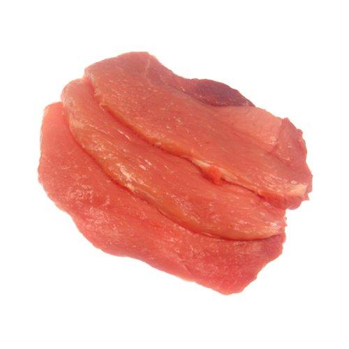 Schweineschnitzel aus der Oberschale 3 Stueck = ca. 540 g