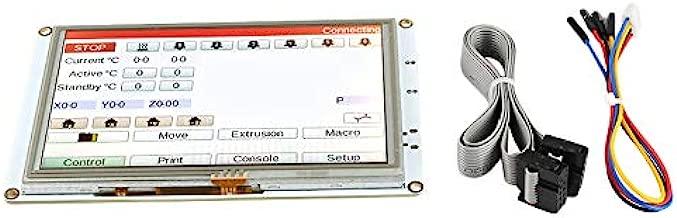 Semoic Clone 5 PanelDue 5I Controladores de Pantalla Paneldue ...