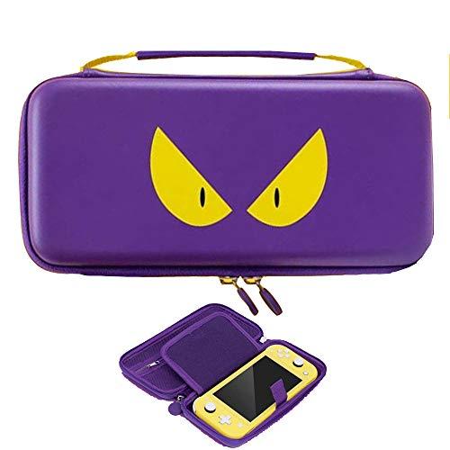 Gmaeshild Nintendo Switch Light Baby Evil Case, Portable Hard Case, Includes 8 Game Card Storage, Carry Case Compatible for Nintendo Switch Light, Design Carring Case, Product of Korea China OEM