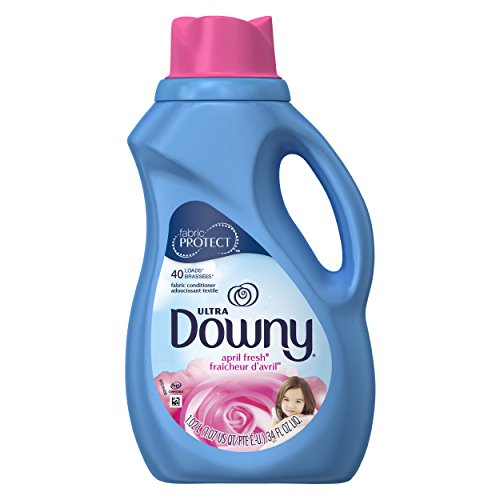 Downy Fabric Softener, Ultra Konzentrat, April Fresh, 40 Ladungen, 34 FL oz by Downy