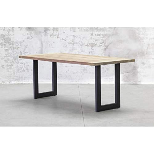MATHI DESIGN Atelier - Table Repas Industrielle