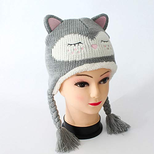 BESPORTBLE Kinder Katze Gesicht Ohren...