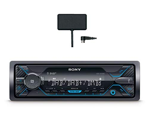 Pioneer deh-x8700dab cd//mp3 DAB-antena radio del coche Bluetooth DAB USB iPod incl