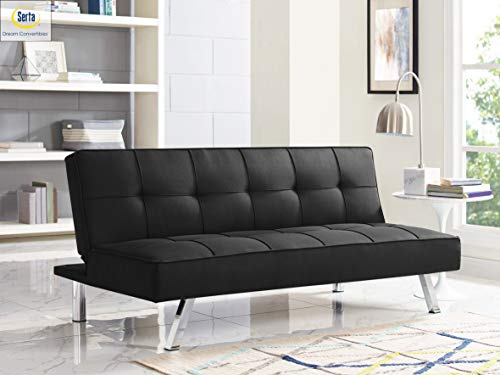Serta Rane Collection Sofabed, Full, Beige