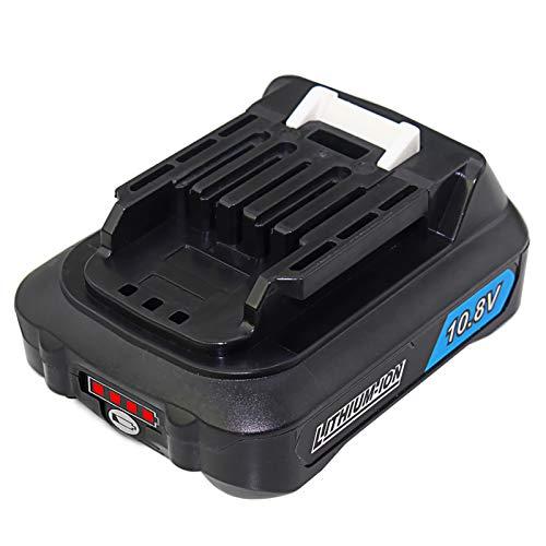 UPWAY互換品マキタ BL1015B 10.8V 互換バッテリー BL1040B 3.0Ah容量 リチウムイオンバッテリー互換バッテリー:BL1015、BL1040、BL1050、BL1060に対応する可能 マキタBL1015B互換バッテリー1年保証付き