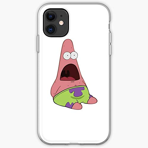 Surprised Meme Funny Patrick I Fsgblockchain-Phone Case for All of iPhone 12, iPhone 11, iPhone 11 Pro, iPhone XR, iPhone 7/8 / SE 2020… Samsung Galaxy