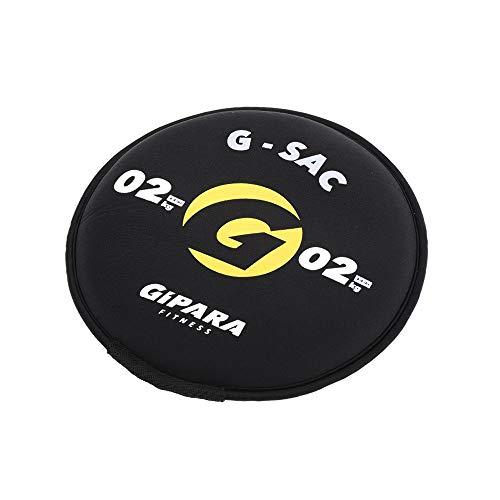 """GIPARA FITNESS G-Sac """"Slam and Catch"""" für Crossfit Training, Krafttraining und Bodybuilding   Sandscheibe aus Neopren, Füllung mit synthetischem Sand"""