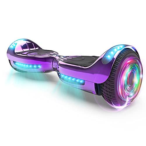 HOVERSTAR Hoverboard (Chrome Purple)