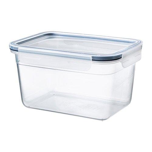 Unbekannt IKEA 365+ Vorratsdose Plus Klipp Deckel 2 Liter Lebensmittelbehälter