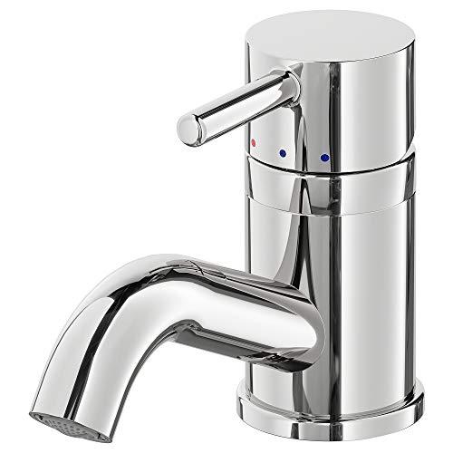 PILKÅN rubinetto lavabo con filtro 10 cm cromato
