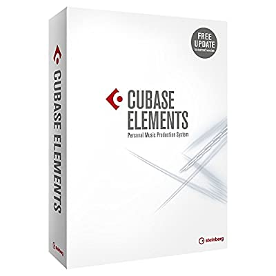 Steinberg Cubase Elements 9 Recording Software from Steinberg