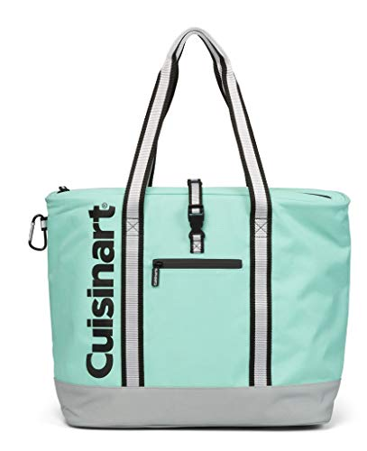 Cuisinart Tote Cooler Bag, Turquoise
