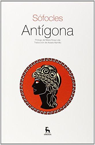 Antígona (TEXTOS CLÁSICOS)