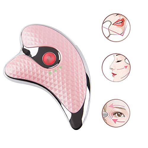 HEWYHAT Facelifting Massagekissen Gesichtsmassage V Line Maske Silikon Verstellbare Gesichtsmassager Lifting Tighten Device Schönheit Gerät