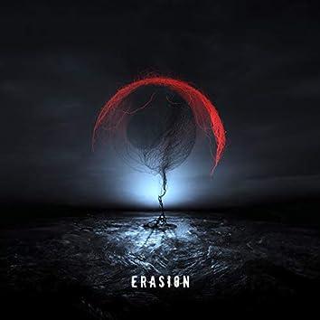 Erasion