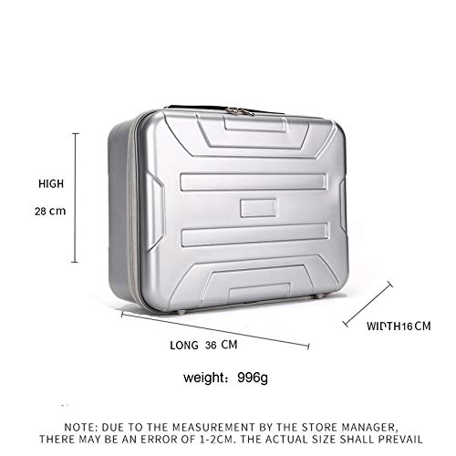DJFEI Tragbare Kompakt wasserdichte Koffer für DJI FPV Combo Drone, Tragetasche Kompatibel mit DJI FPV Combo Drone und Zubehör