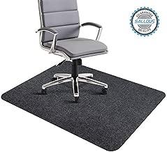 Office Chair Mat, Desk Chair Mat for Hardwood Floors, 1/6