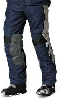 BMW Genuine Motorcycle Motorrad Rallye pants, men's - Color: Blue / Grey - Size: EU 46 US 36