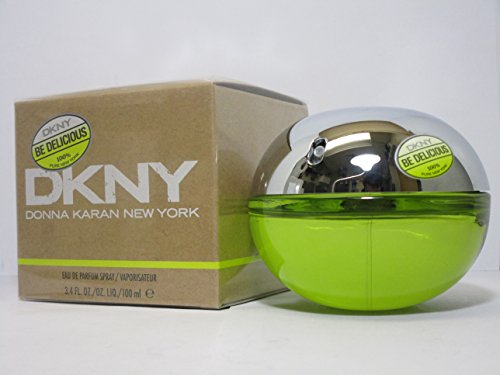 DKNY Donna Karan Be Delicious Green Women Eau de Parfum EDP 100 ml/3.4oz by