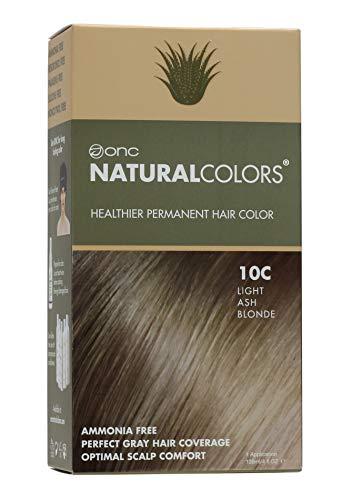 ONC NaturalColors Organic Hair Colour, Permanent Dye, 29 Shades,...