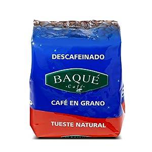 Caf?s Baqu? Caf? en Grano Descafeinado - 250 gr