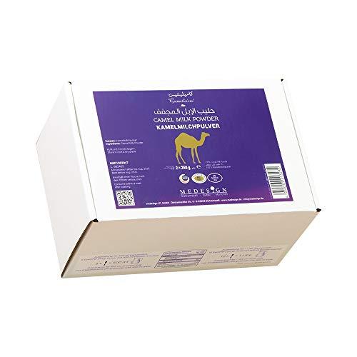 Kamelmilchpulver zur Herstellung von Kamelmilch, 500g Packung