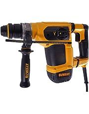 DeWalt 32mm, 1000W,SDS Plus Variable Speed, Hammer, Yellow/Black, D25413K-B5, 3 Year Warranty