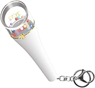 IZONE Official Light Stick Mini Keychain + IdolPark Gift
