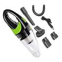 ハンドヘルドワイヤレス掃除機用ホーム120W USBコードレス湿ったドライミニ掃除機の洗浄剤の掃除機 (色 : 2)