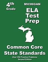 Michigan 4th Grade ELA Test Prep: Common Core Learning Standards