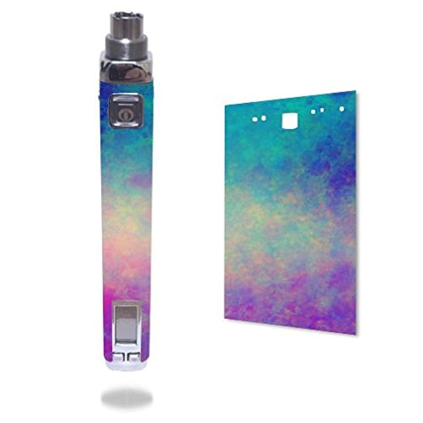 Decal Sticker Skin WRAP - Innokin iTaste VV V3.0 - Colorful Design Marble Texture