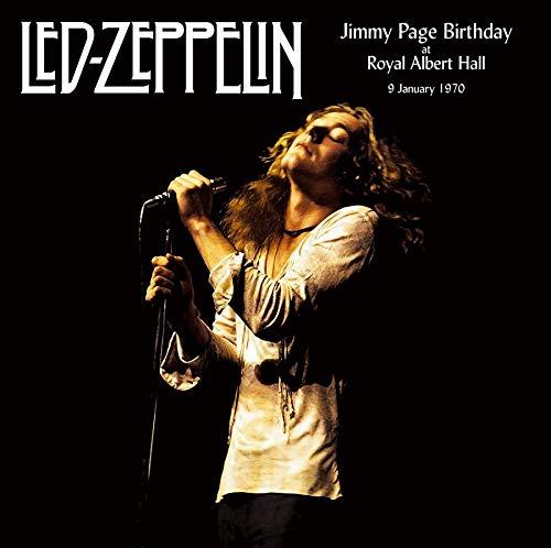 Jimmy Page Birthday at the Royal Albert Hall