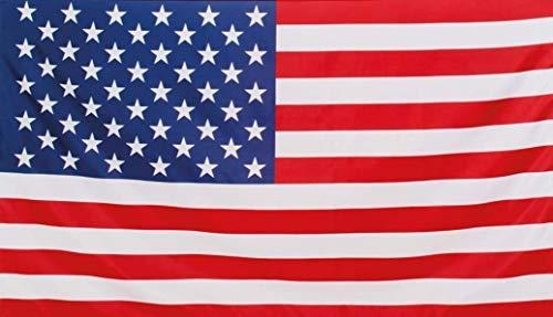generica Bandiera U.S.A. Stati Uniti America Grande cm.100 X 140 Flag USA United States BGUSA