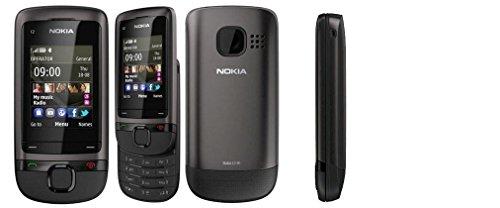 Telefono Cellulare NOKIA C2-05 Colore Nero Black No Wifi
