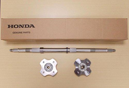 New 2007-2013 Honda TRX 420 TRX420 Rancher ATV OE Rear Axle & Hubs