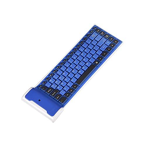 Teclas programables, accesorios de computadora de escritorio Teclado para juegos Teclas programables portátiles, Teclado plegable para mini juegos compatible Teclado de computadora Teclas p