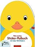Mein erstes Sticker-Malbuch: Ente (Mini-Künstler)