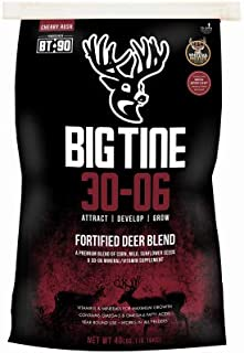 big tine deer supplement