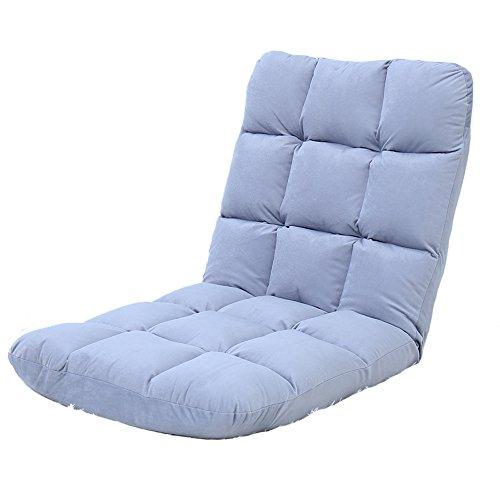 L-R-S-F Canapé paresseux, le lit peut être plié, le petit canapé simple, le fauteuil arrière de l'ordinateur de lit, le canapé-lit (Couleur : A-1)