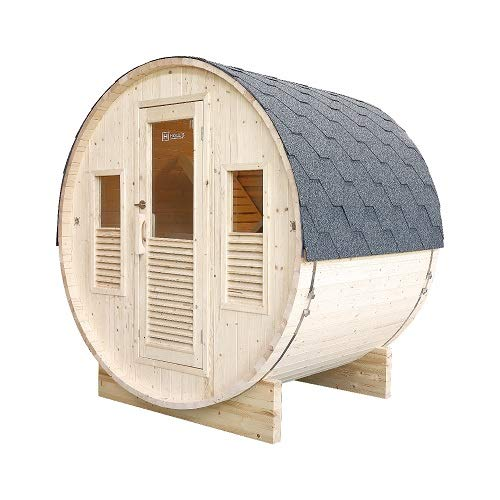 Holls Sauna Exterior DE Vapor GAÏA Bella
